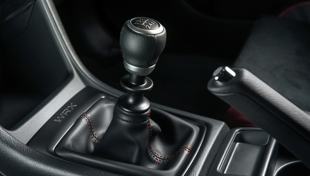 2019 WRX and WRX STI 6-Speed Manual Viscous-Coupling Centre Differential AWD