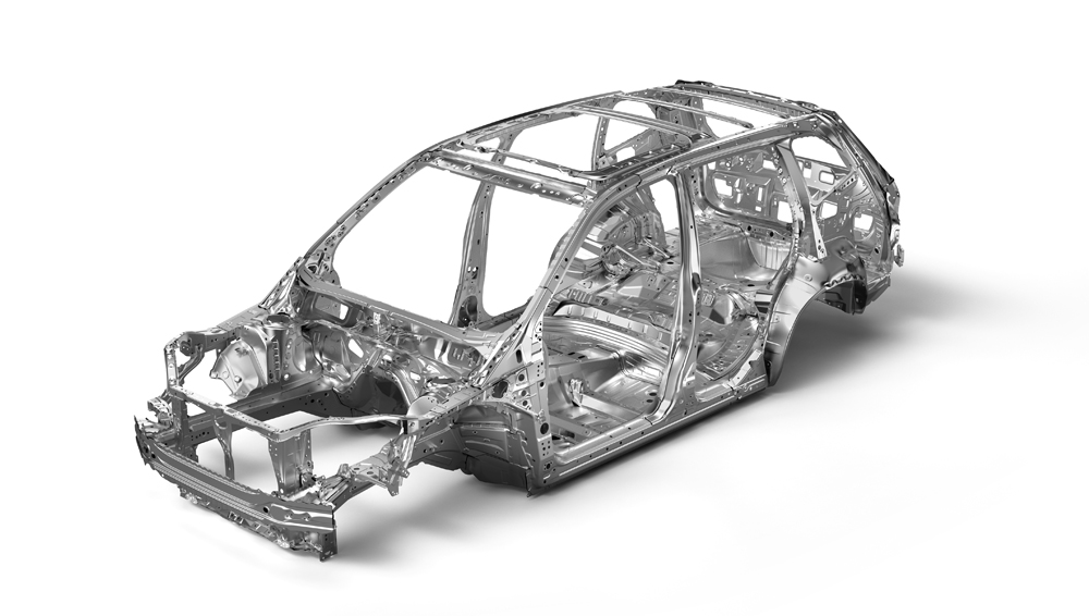 2019 Subaru Forester Advanced Ring-shaped Reinforcement Frame