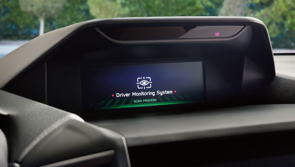 2019 Subaru Forester Subaru DriverFocus – Distraction Mitigation System (DMS)