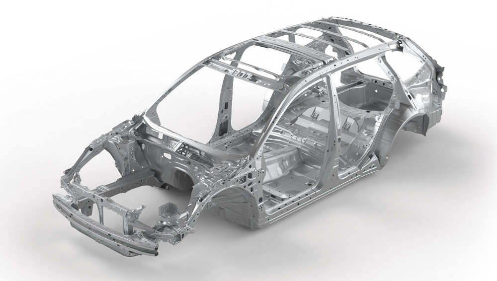 2019 Ascent Advanced Ring-shaped Reinforcement Frame