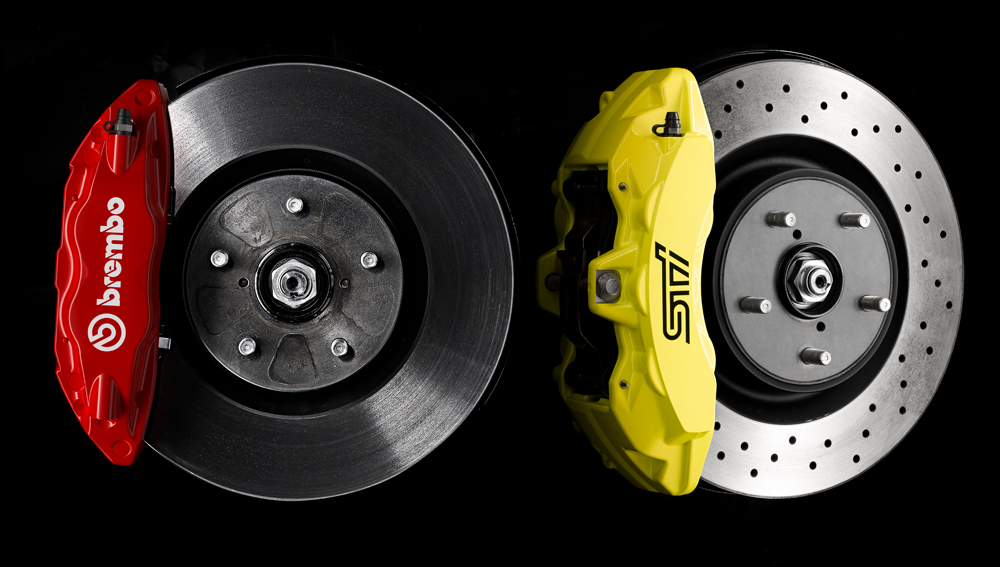 2020 Subaru WRX and WRX STI Ultra-powerful Anti-Lock Braking Systems(ABS)