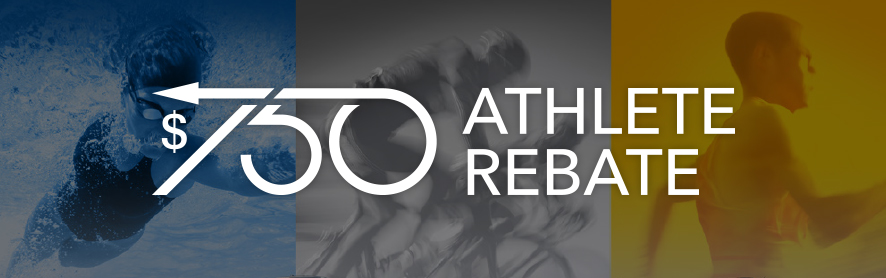 Athlete Rebate